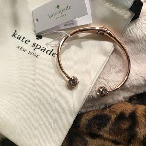 ♠️NWT♠️ Kate Spade Lady Marmalade Open Cuff